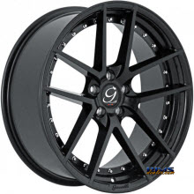 GIANELLE WHEELS - MONACO - black gloss