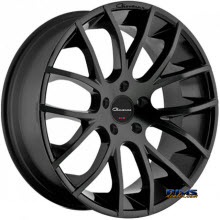 Giovanna Wheels - KILIS - black flat