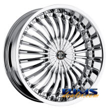2Crave Rims - No.13 - chrome