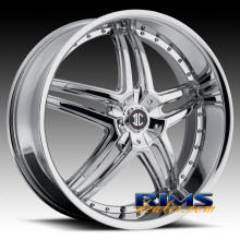 2Crave Rims - No.17 - chrome