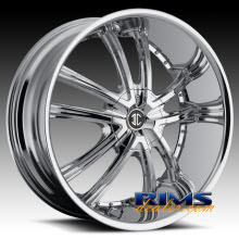 2Crave Rims - No.24 - chrome