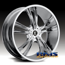 2Crave Rims - No.2 - chrome