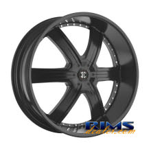 2Crave Rims - No.4 - black flat