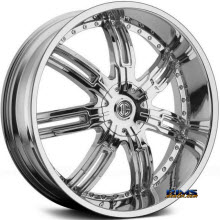 2Crave Rims - No.27 - Chrome