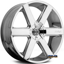 2Crave Rims - No.31 - Chrome