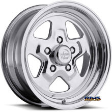 Vision Wheel - Sport Star 521 - polished