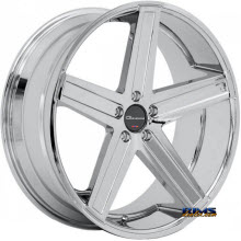 Giovanna Wheels - DRAMUNO-5 - chrome
