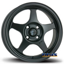 Avid 1 Wheels - AV-08 - black flat