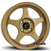 Avid 1 Wheels - AV-08 - gold gloss