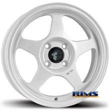 Avid 1 Wheels - AV-08 - white flat