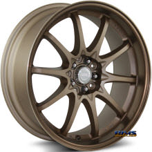 KATANA WHEELS - K150 - Bronze Flat