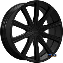 KRONIK WHEELS - EPIQ - black gloss