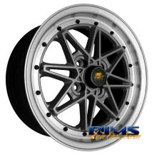 MST wheels - MT03 - machined w/ gunmetal
