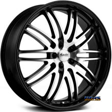 Advanti Racing - 69MB Prodigo - Black Gloss w/ Machined
