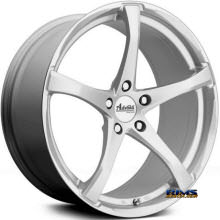 Advanti Racing - 73MS Denaro - Machined W/ Silver