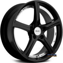 Advanti Racing - 76MB 15th Anniversary - Black flat w/ Machined