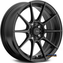 Advanti Racing - 79B Storm 1 - Black Flat