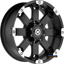 ATX SERIES OFFROAD - AX185 Crawl - Black Flat