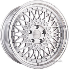 AVANT GARDE WHEELS - M220 - Machined W/ Silver