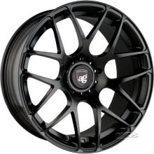 AVANT GARDE WHEELS - Mesh - Black Flat