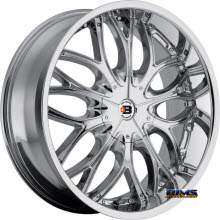 BigBang Wheels - BB4 - chrome
