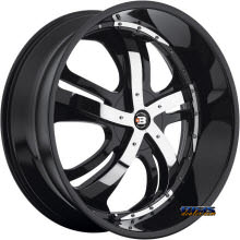 BigBang Wheels - BB9 - black gloss