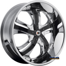 BigBang Wheels - BB9 - chrome