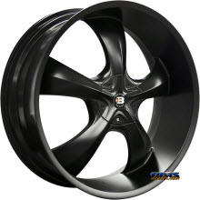 BigBang Wheels - BB15 - Black Flat