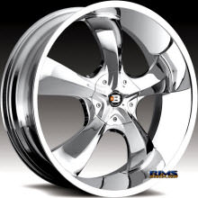 BigBang Wheels - BB15 - Chrome