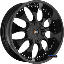 BigBang Wheels - BB16 - Black Gloss