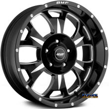 BMF Off-Road - M-80 462B - BLACK GLOSS