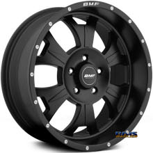 BMF Off-Road - M-80 462SB - BLACK FLAT