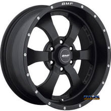 BMF Off-Road - NOVAKANE 661SB - BLACK FLAT