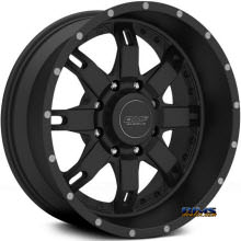 BMF Off-Road - R.E.P.R 465SB - BLACK FLAT