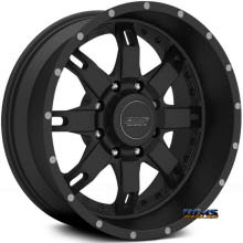 BMF Off-Road - R.E.P.R 665SB - BLACK FLAT