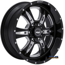 BMF Off-Road - REHAB 464B - BLACK GLOSS