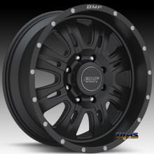BMF Off-Road - REHAB 664SB - BLACK FLAT