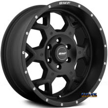 BMF Off-Road - S.O.T.A 460B - BLACK FLAT