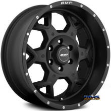 BMF Off-Road - S.O.T.A. 660SB - BLACK FLAT