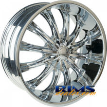 BORGHINI - B15 - chrome