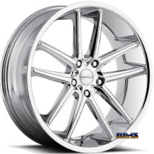 CAVALLO WHEELS - CLV-4 - chrome