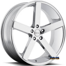 CAVALLO WHEELS - CLV-5 - chrome