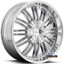 CAVALLO WHEELS - CLV-7 - chrome