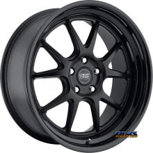 Concept One - CSL-5.5 - BKL GLOSS LIP - black flat
