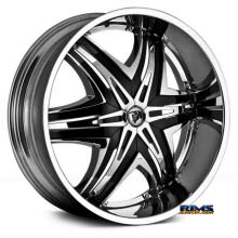 DIABLO WHEELS - ELITE - Chrome