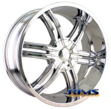 Dip Rims - HACK - chrome