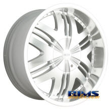 Dip Rims - PHOENIX-[D36] - machined w/ silver