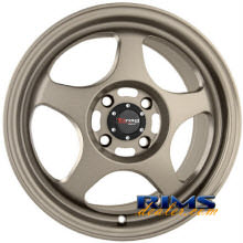 Drag Wheels - DR23 - bronze flat