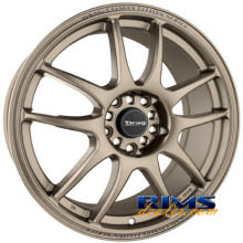 Drag Wheels - DR31 - bronze flat