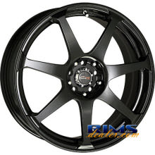 Drag Wheels - DR33 - black gloss